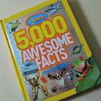 ++5,000 AWESOME FACTS (about Everything!) ++ NG KIDS++