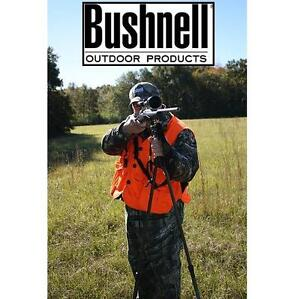 """NEW BOP PRIMOS BIPOD TRIGGER STICK - 111345226 - BUSHNELL OUTDOOR PRODUCTS GEN 2 - 24 TO 61"""""""