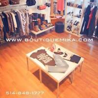 Women's clothing store for sale      Watch     |     Share     |