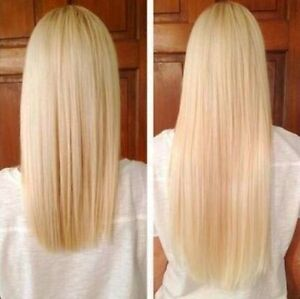 TOP QUALITY CUSTOM CLIP IN100% REMY HAIR EXTENSIONS & STOCK