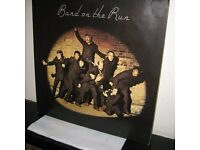 Band On The Run Vinyl LP 1973. OFFERS WELCOME