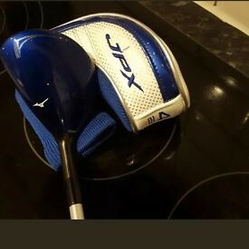 Great condition 4 hybrid mizuno jpx 850
