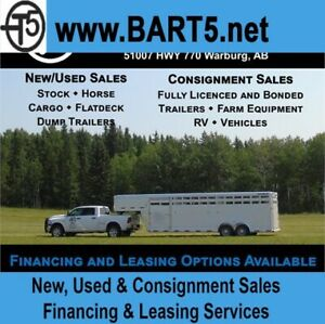 New Financing Services from BAR T5
