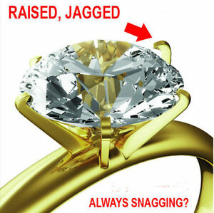 Is your Ring Picking your Dress or Clothes? Karat Fine Jewellery