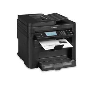Canon imageCLASS Monochrome All-In-One Laser Printer (MF216N)