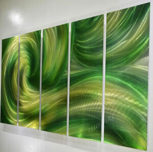 painting art Green Ocean Dance contemporary elegant Abstract MET