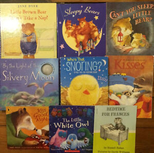 Bedtime Story Books for Children $3 each or all 9 for $20