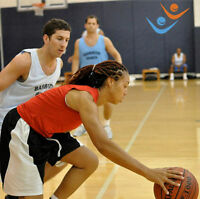 Join a Co-ed, For-Fun, Adult Basketball League this Fall!