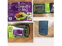 Outback Compact U BBQ, Never used