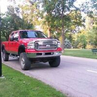 2005 Ford F-350 Supderduty
