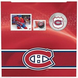 Montreal Canadiens  (25 cents 2014)
