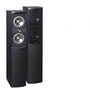 PSB Alpha T1 Tower Speakers.