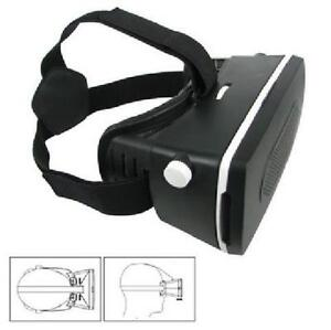 Hipstreet VR Gear 3D Virtual Reality Headset for Smartphones - 5