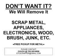 *REMOVAL ORILLIA ORO-MEDONTE HORSESHOE VALLEY AREAS *