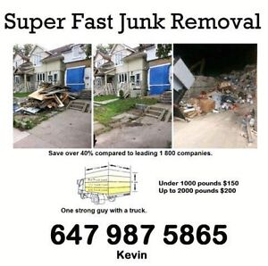 Junk Removal Oakville 647 987 JUNK Oakville / Halton Region Toronto (GTA) image 1