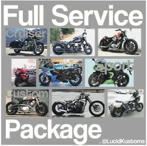 Comprehensive Full Service; Same Day and While you Wait Service