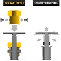 GoliathTech Screw Piling System - Serving Alberta