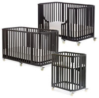 3 in 1 Crib (Bassinet, Crib and Bed) price reduced
