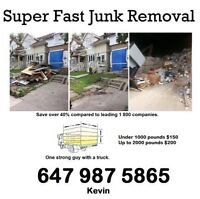 Junk Removal St. Catharines 647 987 5865