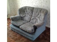 Clearing house, so sofa needs to go. Reduced price to £5 for a quick sale