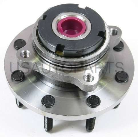 WHEEL HUB BEARING FRONT 4WD 2-WHEEL ABS FORD F-250 99-04 / F-350 99-04