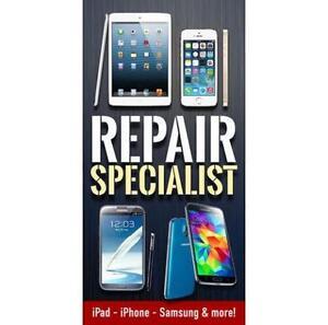 [ PHONE REPAIR SPECIALIST ] SAMSUNG GALAXY, APPLE iPHONE,iPAD,SONY, LG, NEXUS, HTC, MOTOROLA, BLACKBERRY, HUAWEI,ONEPLUS