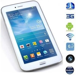 6.5 inch phone tablet Dual Sim Dual Cam GPS WiFi BT Android 4.2