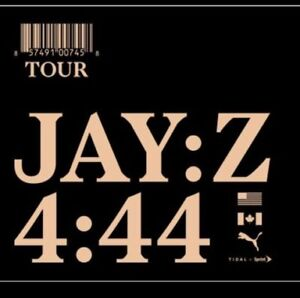 Jay Z  4 tickets (or set of 2) *Below Face Value*