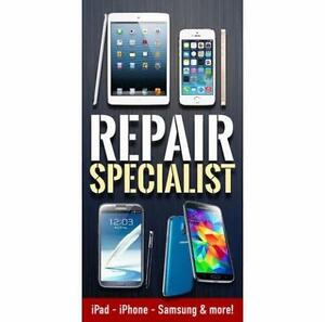 NEED CRACKED SCREEN REPAIR ON SAMSUNG GALAXY S3,S4,S5,S6/EDGE,S7,NOTE 2,3,4,5,iPHONE 6/6S/PLUS, SE,5S,5C,5,4/4S,LG G2/3/