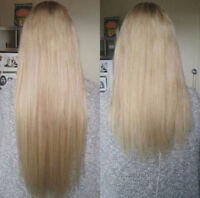 HAIR EXTENSIONS, CUT AND STYLE STARTING AT $289 (MOBILE SERVICE)