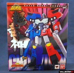 Looking for Super Robot Chogokin CHORYUJIN