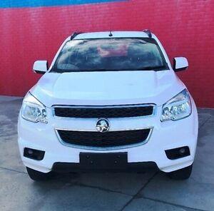 2015 Holden Colorado 7 RG MY15 LT White 6 Speed Sports Automatic Wagon Pakenham Cardinia Area Preview
