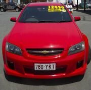2008 Holden Commodore VE MY08 SS-V Red 6 Speed Automatic Sedan Oxley Brisbane South West Preview