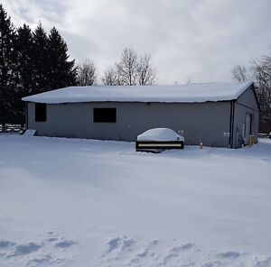 2800 sq.ft. Commercial building for sale- 855013 Gobles Rd.