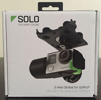 3DR Solo (Smart Drone) Gimbal For GoPro, Still In Box, New, 400$