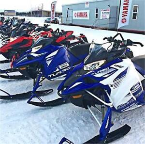 NON CURRENT Yamaha Snowmobile Specials 0% Financing!!