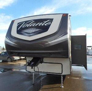 2017 VOLANTE 310 BH -  FAMILY FIFTH WHEEL - SEPARATE BUNK ROOM
