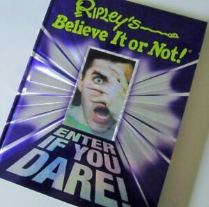 RIPLEY'S..... Believe It or Not! ENTER IF YOU DARE!