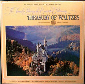Treasury of Waltzes (LPs)