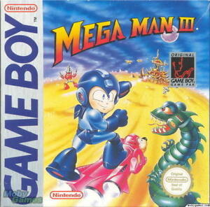 Wanted: Mega man 3 for game boy