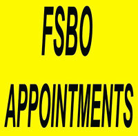 FSBO AND EXPIRED APPOINTMENT SETTING SERVICE 1877-897-7939