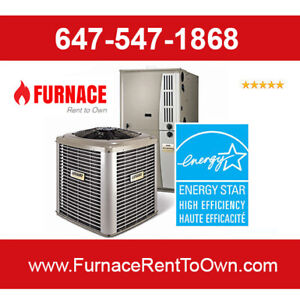 Furnace Air Conditioner RENT BUY FINANCE
