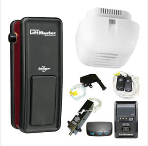 Liftmaster 8500 door opener and keypad