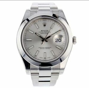 ROLEX DATEJUST 36 MM 2015
