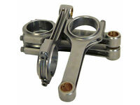 EAGLE ACURA HONDA B18A B18B B18A1 B18B1 B20 FORGED H-BEAM CONNECTING ROD SINGLE