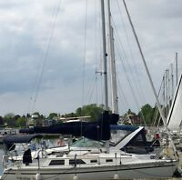 Hunter 28,5 1990, Excellente condition