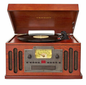 Musician Entertainment Centre by Crosley