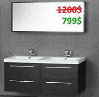 Vanite articles salle de bain dans grand montr al for Liquidation salle de bain laval