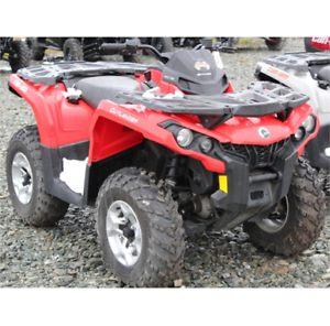 2016 Can Am....BAD CREDIT FINANCING AVAILABLE!!