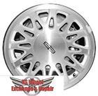 1999 Lincoln Town Car Wheels